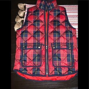 NWT Jcrew vest Sz small